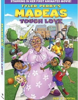 Tyler Perry's Madea's Tough Love Animated Movie
