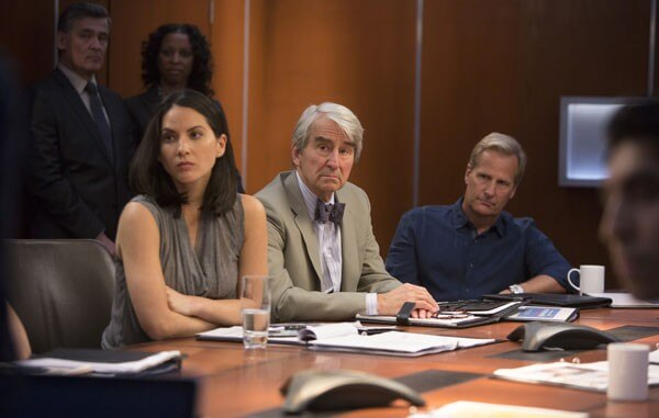 The Newsroom Season 3 November Episodes