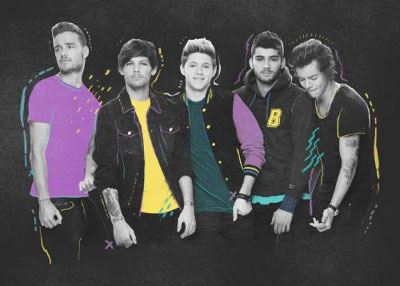 One Direction 2015 Stadium Tour Dates