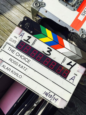 Filming Begins on The Choice with Benjamin Walker