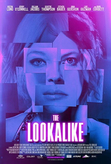 The Lookalike Poster and Trailer