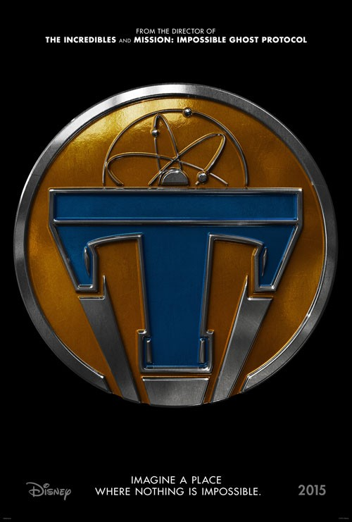Tomorrowland Poster and Trailer