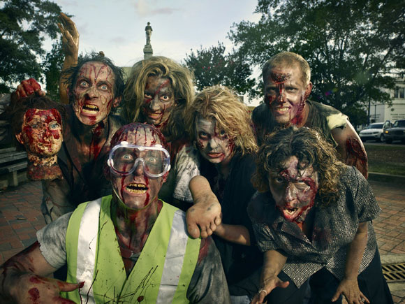 Robert Englund Guest Stars on Town of the Living Dead