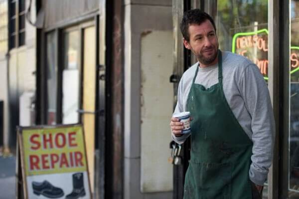 The Cobbler Trailer with Adam Sandler