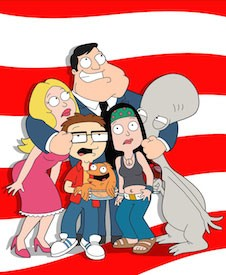 American Dad! Renewed for Seasons 12 and 13