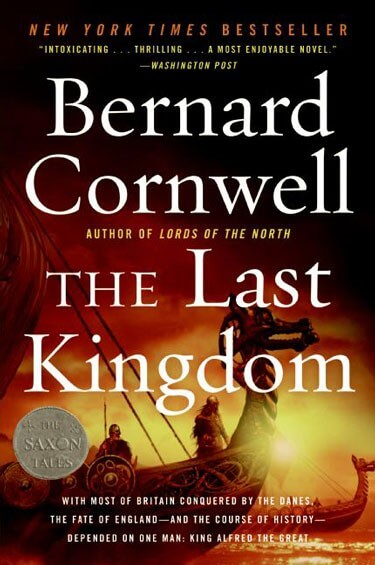 The Last Kingdom Series Comes to BBC America