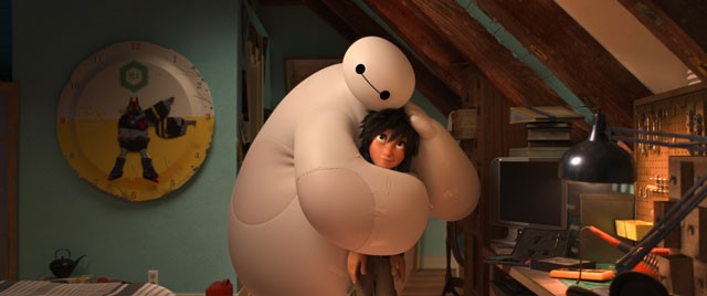Big Hero 6 Blu-Ray and DVD Review