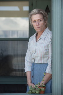 Frances McDorman Stars in Olive Kitteridge