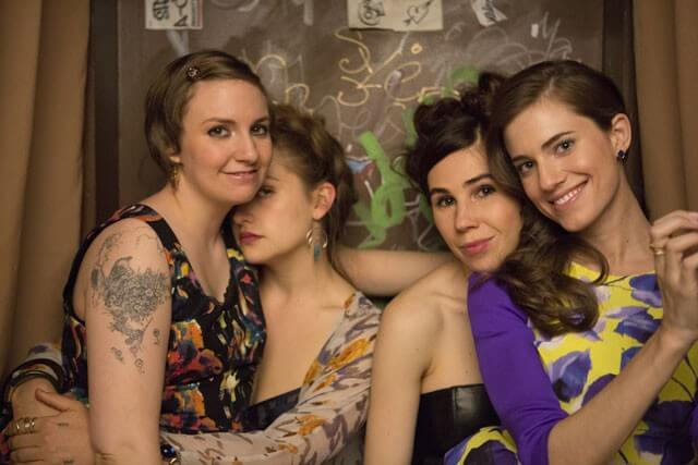 Girls, Looking and Togetherness Premiere Dates