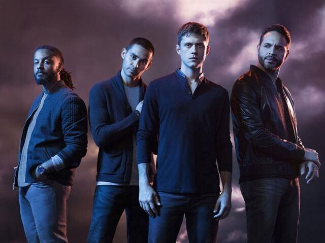 Graceland Renewed for Season Three