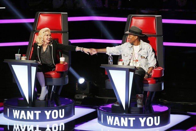 Gwen Stefani Returns to The Voice