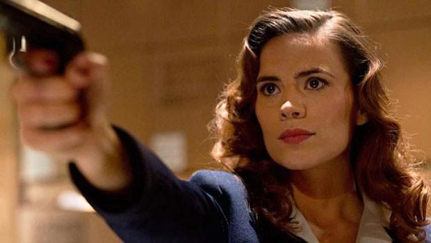 Marvel's Agent Carter Sneak Peek Scene