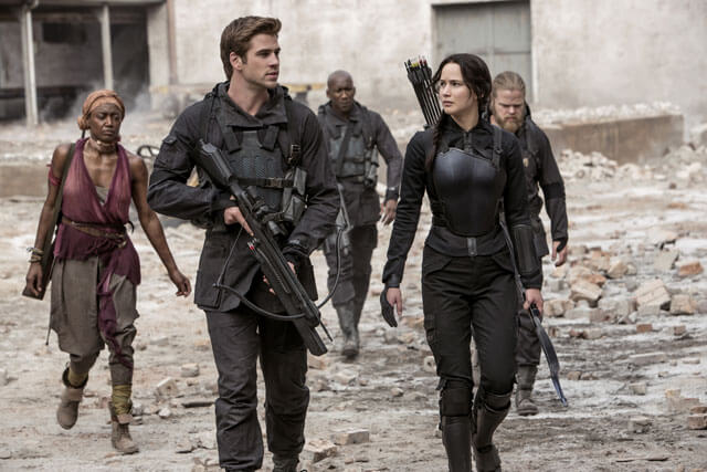 The Hunger Games Mockingjay Part 1 Review