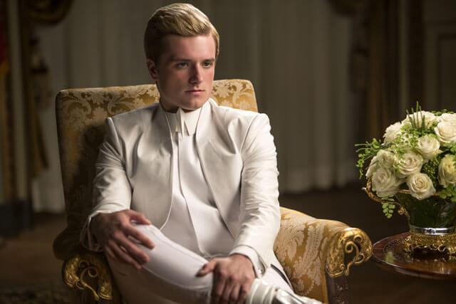 The Hunger Games Mockingjay Part 1 Peeta Clip
