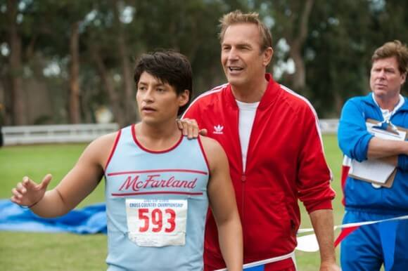 McFarland USA with Kevin Costner