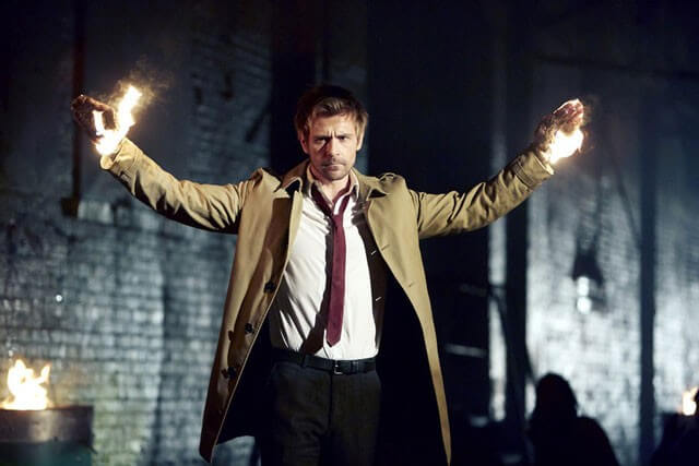 Matt Ryan as Constantine Headed to Arrow