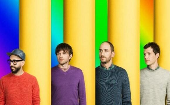 OK Go 2015 Spring Theatre Tour