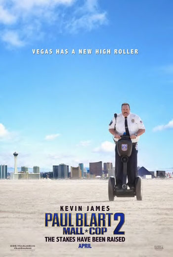 Paul Blart Gets Fast and Furious Video