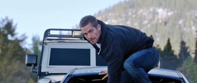 Furious 7 Trailer with Vin Diesel and Paul Walker