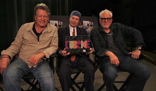 Ryan O'Neal discusses Stanley Kubrick and Barry Lyndon