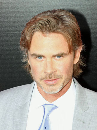 Sam Trammell Head Photo
