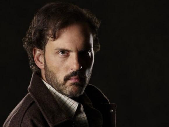 Silas Weir Mitchell Grimm Season 4 Interview