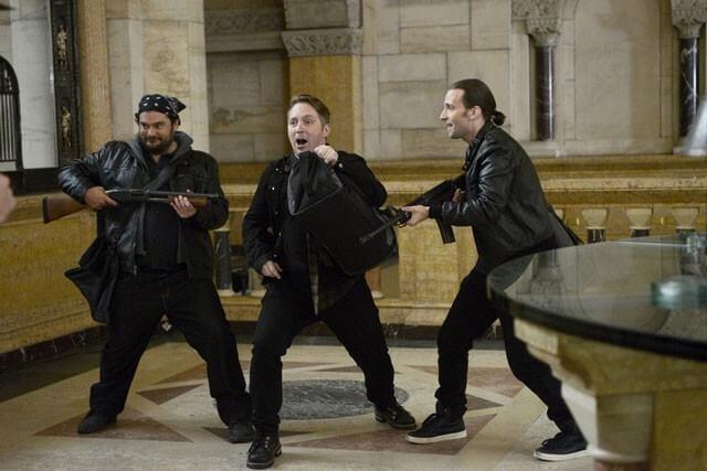 SNL Bank Robbers Skit