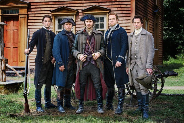 History's Sons of Liberty Debuts in January 2015