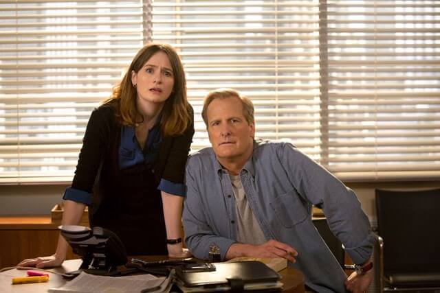 The Newsroom Final Episode Details