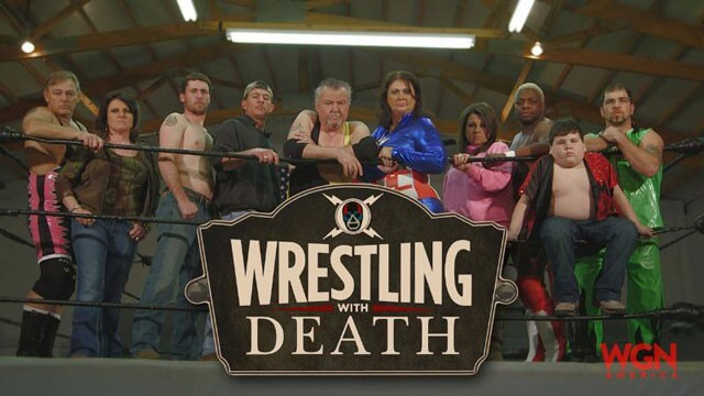 Outlaw Country and Wrestling with Death WGN America Unscripted Shows