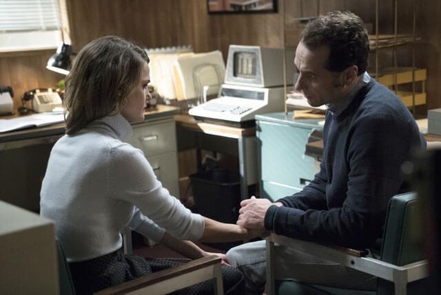 Matthew Rhys Interview on The Americans Season 3