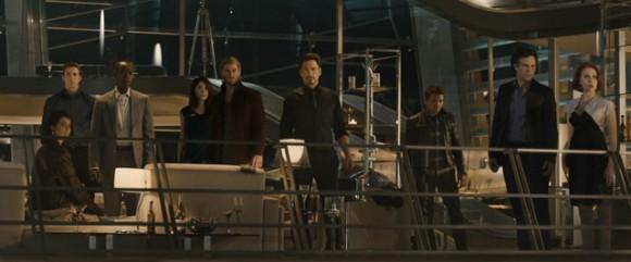 Avengers: Age of Ultron Cast Photo