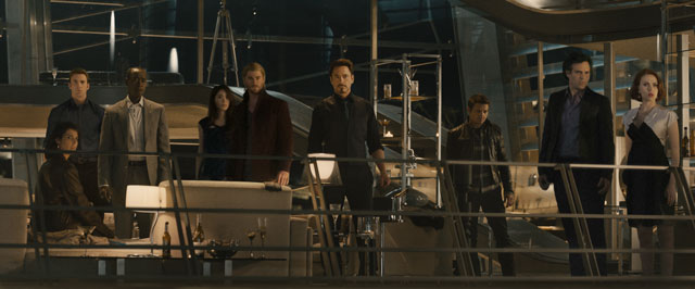 Avengers: Age of Ultron Trailer #3