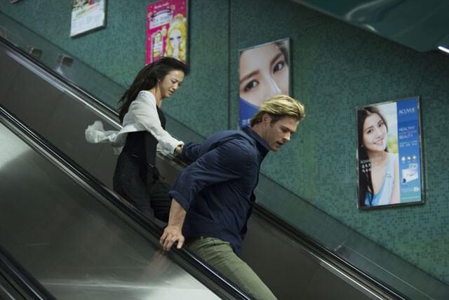 Blackhat Movie Review Starring Chris Hemsworth