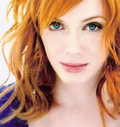 Christina Hendricks Joins Showtime's Roadies