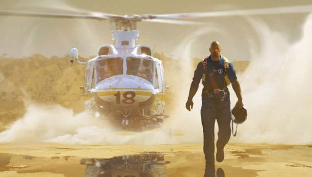 San Andreas Movie Trailer with Dwayne Johnson