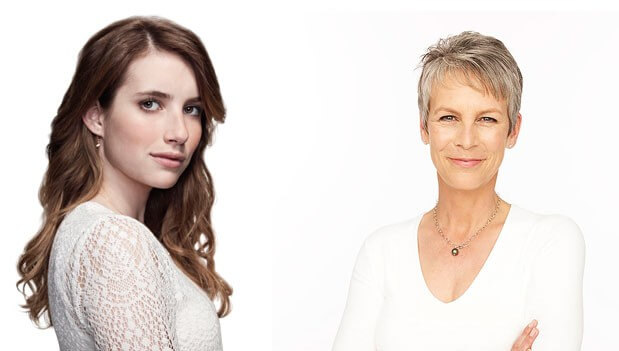 Jamie Lee Curtis and Emma Roberts will star in Scream Queens
