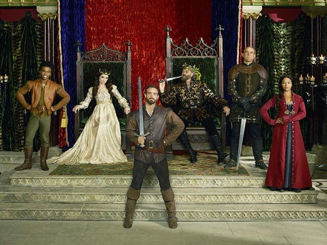 Galavant TV Series Details
