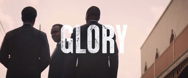 The new selma trailer and the glory lyric music video