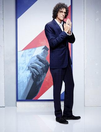 Howard Stern Returns to America's Got Talent