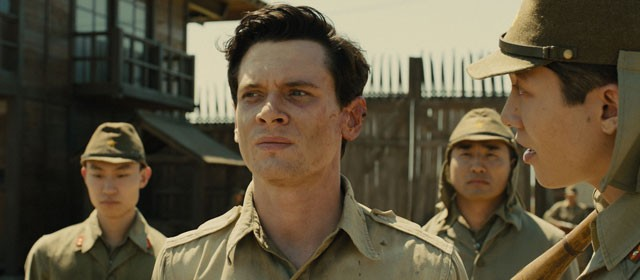 Unbroken Movie Review Starring Jack O'Connell