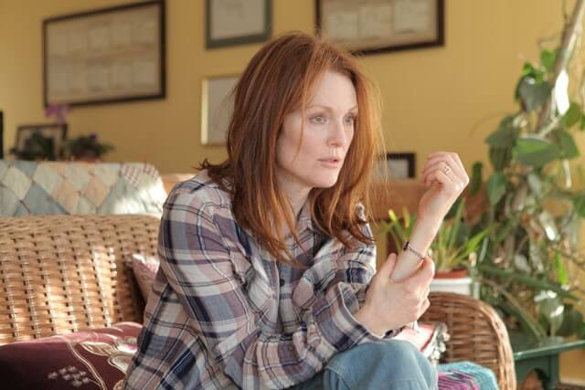 Julianne Moore Interview on Still Alice and Acting