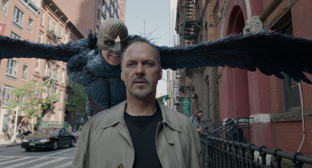 2015 Spirit Awards Winners - Birdman Flies High