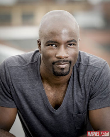Mike Colter to Play Luke Cage in A.K.A. Jessica Jones