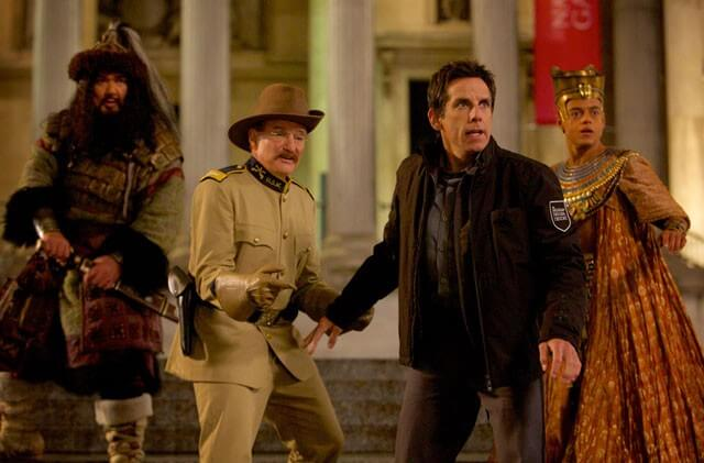 Night at the Museum Secret of the Tomb Movie Review