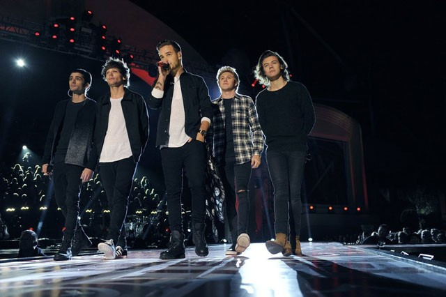 One Direction Holiday TV Special on NBC