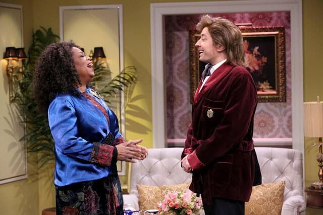 Oprah Winfrey and Jimmy Fallon star in Midnight Meadows Soap Opera