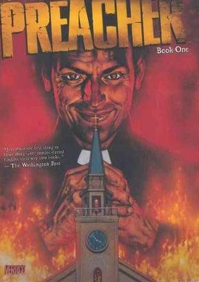 Preacher Gets a Pilot Order at AMC