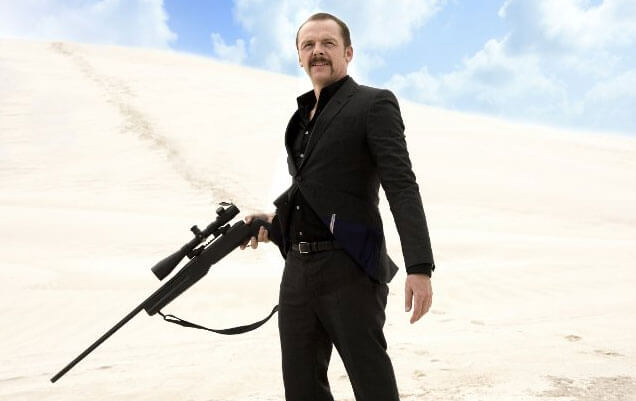 Kill Me Three Times Movie Trailer with Simon Pegg