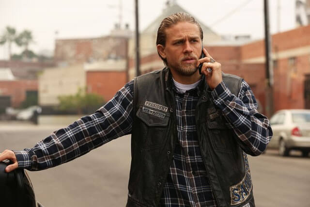 Charlie Hunnam and Kurt Sutter Discuss the Sons of Anarchy Finale